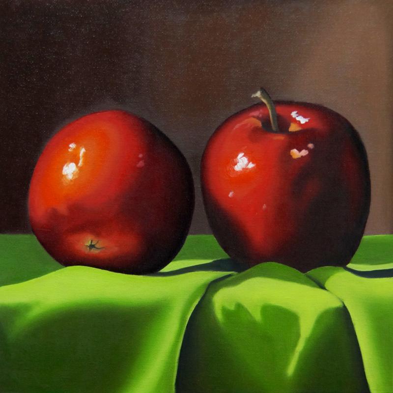 Faszination relaitische Ölmalerei