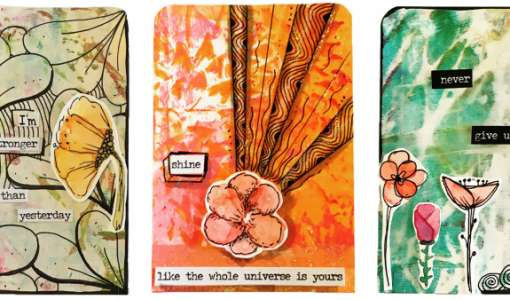 MoodCards mit Zentangle®