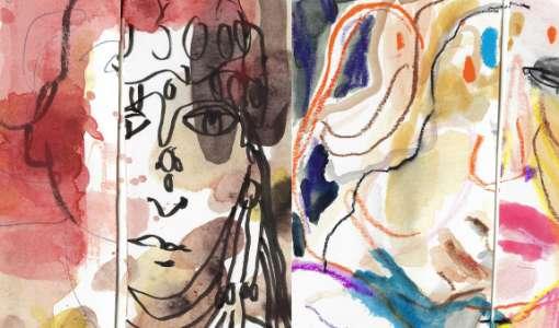 Portrait abstrakt Basics