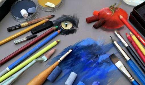 Grundlagen der Pastellmalerei