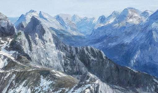 Berglandschaften